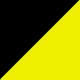 Noir/ jaune
